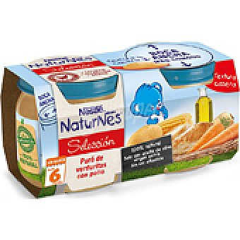 Naturnes Nestlé Potito N. pollo-maiz X2 400 GRS