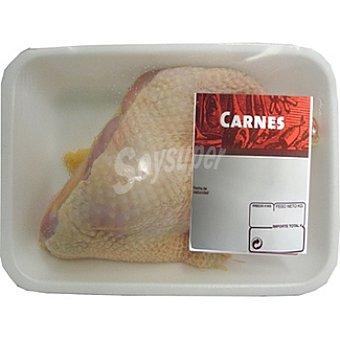 cuarto de gallina peso aproximado bandeja 300 g bandeja 1 unidad