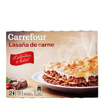 Carrefour Carrefour Lasaña con Carne 400 g