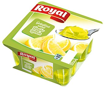 Royal Gelatina de Limón Royal 400 gr