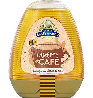 Granja San Francisco Miel para cafe 350 g