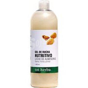 Flor D'ametler Gel de ducha de leche de almendras Bote 200 ml