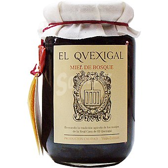 El quexigal Miel de bosque Frasco 500 g