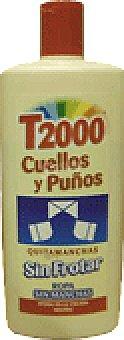 T2000 QUITAMANCHA CUELLOS-PUÑOS 800 ML