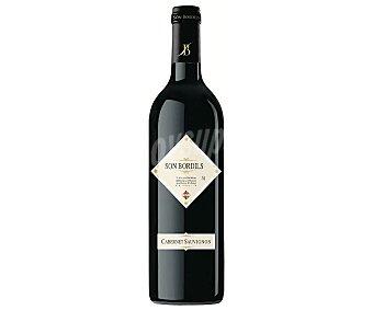 SON Vino tinto con denominación de origen Vinos de la Tierra de Mallorca bordils Botella de 75 cl