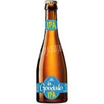 La goudale ipa Cerveza botellín 33 cl
