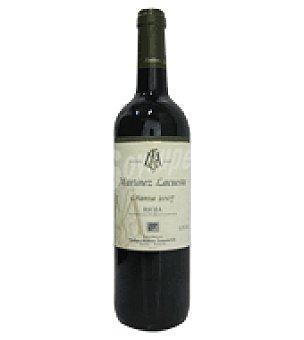 Martínez Lacuesta Vino tinto crianza 75 cl