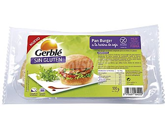 Gerblé Pan burguer Sin Gluten 300 g