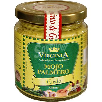 Virginia Mojo verde Envase 250 ml