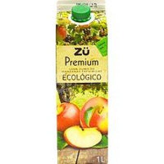 Zü zumo de manzana premium 1l
