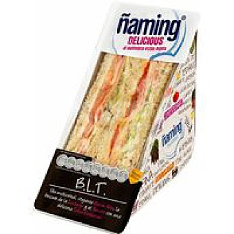 Ñaming Sandwich de bacón 1 unid