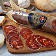 Chorizo cular rojo taco Embutidos España pieza 400 g aprox España e Hijos