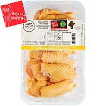 R. Gourmet E NATUR Alas pollo partidas sin punta 440 g