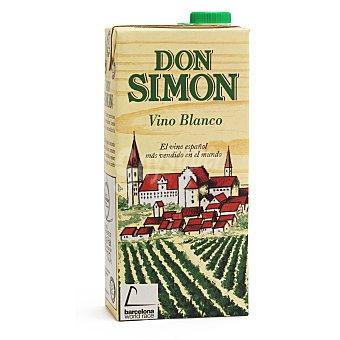Don Simón Vino blanco envase 1 lt Envase 1 lt