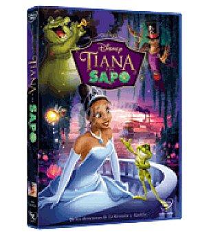 Disney Tiana y el sapo