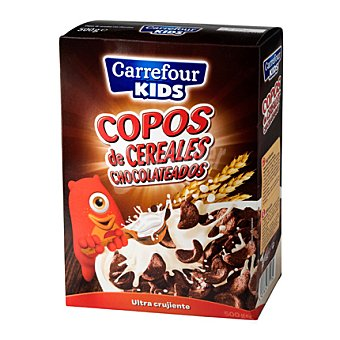 Carrefour Kids Copos de trigo con chocolate 500 g
