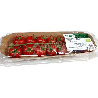 SOLO BIO Tomate cherry rama ecológico bandeja 250 g Bandeja 250 g