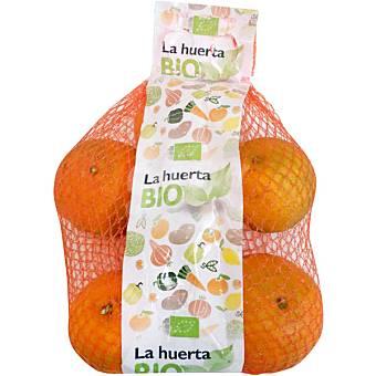 LA HUERTA Clementinas ecológicas Bolsa 1 kg