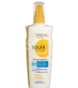 Solar Expertise L'Oréal Paris Solar transparente factor de protección 30 Spray 200 ml