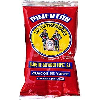 LOS EXTREMEÑOS Pimentón picante Bolsa 100 g