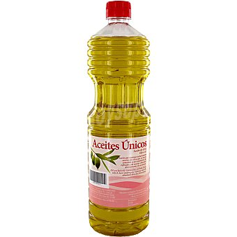 ACEITES UNICOS aceite de oliva suave 0,4º botella 1 l