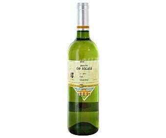 Puerta de Alcalá Vino blanco malvar con denominación de origen Madrid Botella de 75 centilitros