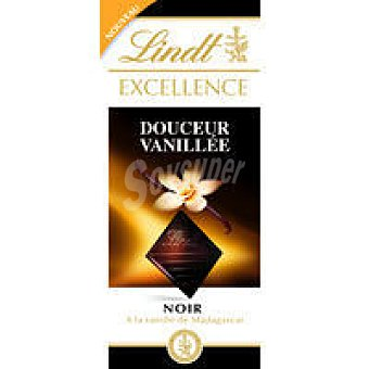 Lindt Chocolate de vainilla Tableta 100 g