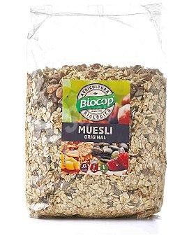 BIOCOP Muesli biológico en copos crujientes Bolsa 1 kg