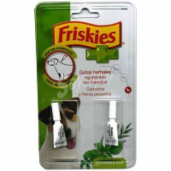 Friskies Purina Gotas herbales para cachorro Pack 1 unid