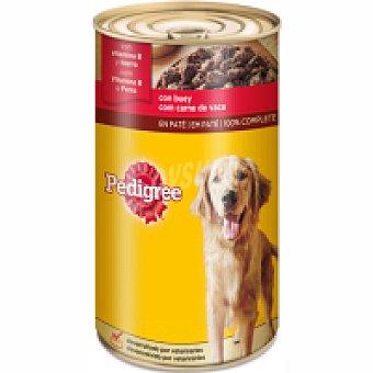 Pedigree Alimento de buey Lata 1,2 kg