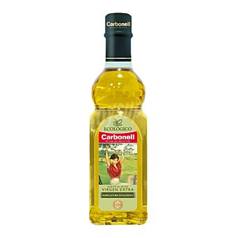 Carbonell Aceite de oliva virgen extra ecológico 1866 50 cl
