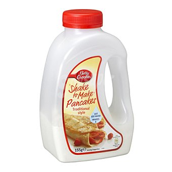 Betty Crocker Preparado tortitas 155 g