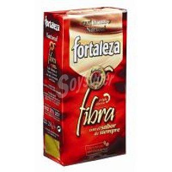 Fortaleza Café molido natural fibra Paquete 250 g