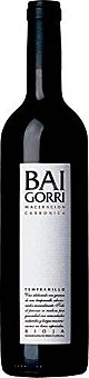 Baigorri Baigorri, Maceración Carbónica, 2015 - Vino Tinto 0,75L