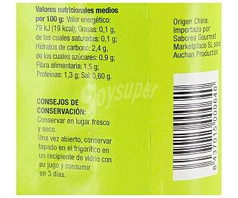 PRODUCTO ECONÓMICO Espárragos blancos 17/24 piezas, Lata 425 gramos peso escurrido