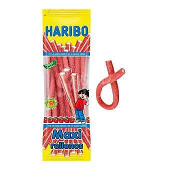 Haribo Maxi rellenos de fresa pica 200 g