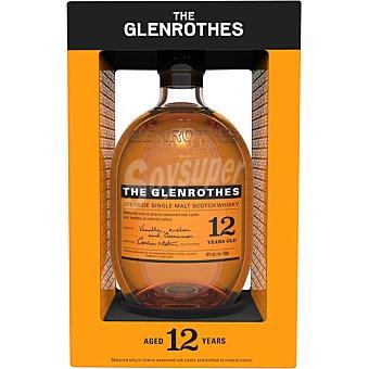 The Glenrothes Whisky de malta escocés 12 años Botella 70 cl