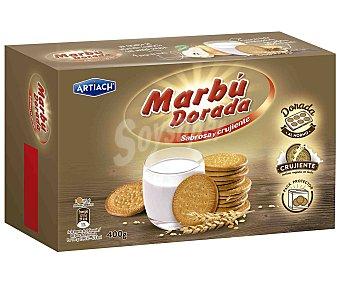 Marbu Artiach Galletas dorada Caja 400 g