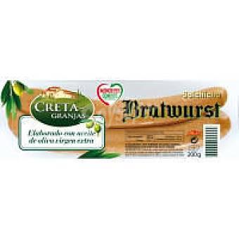 Argal Salchichas Bratwurst Sobre 174 g