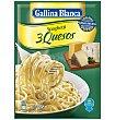 Menu spaghetti 3 quesos 175 G Gallina Blanca