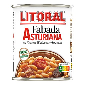 Litoral Fabada asturiana Lata 865 gr