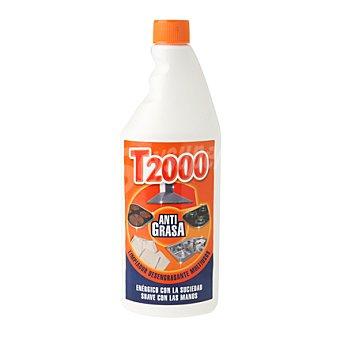 T2000 Limpiador desengrasante recambio 1 l