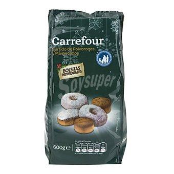 Carrefour Surtido de mantecados y polvorones 600 g