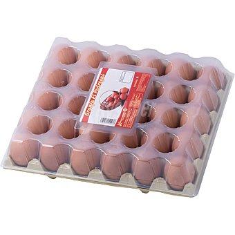 El pedregal huevos clase M estuche 30 unidades