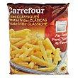 Patatas fritas clásicas 600 g Carrefour
