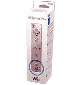 Nintendo Accesorio wii remote plus blanco nintendo