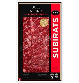 Subirats Bull negro lonchas 80 g