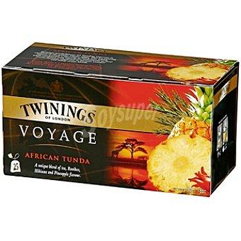 Twinings Té African Tunda Estuche 25 sobres