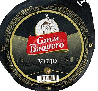 """García Baquero Queso """"mini"""" viejo curado de vaca, cabra y oveja 1000 Gramos"""
