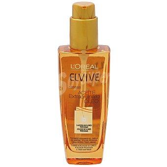Elvive L'Oréal Paris Aceite capilar extraordinario sublimador del cabello para pelo seco Frasco 100 ml